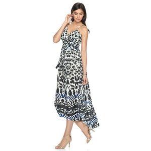JENNIFER LOPEZ maxi dress
